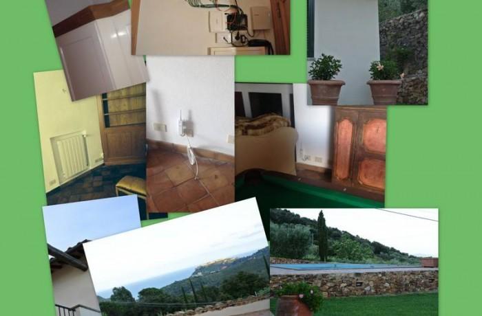 """Realizzazione copertura Wireless """"Villa Porto Ercole"""""""