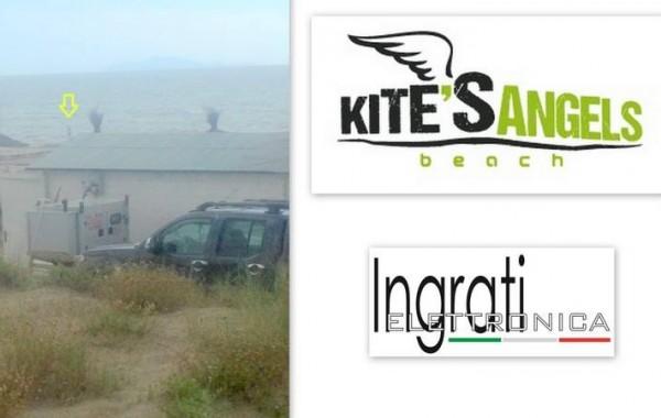 """Realizzazione copertura Wireless """"Kite's Angels Beach"""""""