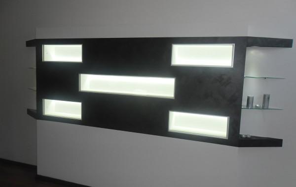 Realizzazione lavori Ingrati Elettronica & Sechi Design
