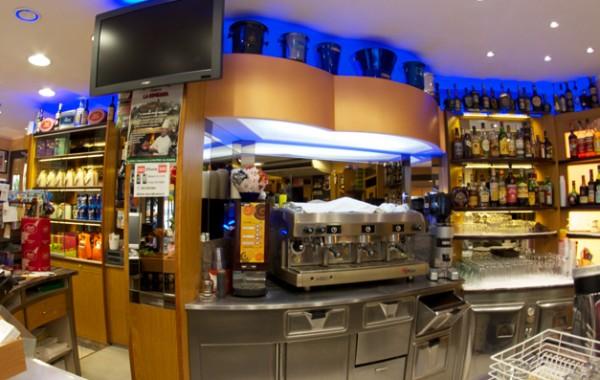 Illuminazione Bar Galli
